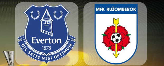 Prediksi Pertandingan Everton vs Ruzomberok 28 July 2017