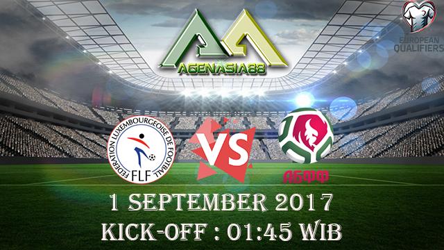 Prediksi Luxembourg Vs Belarus 1 September 2017
