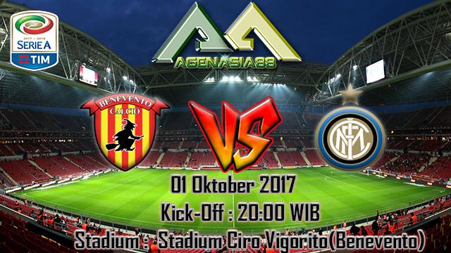 Prediksi Benevento Vs Internazionale 01 Oktober 2017