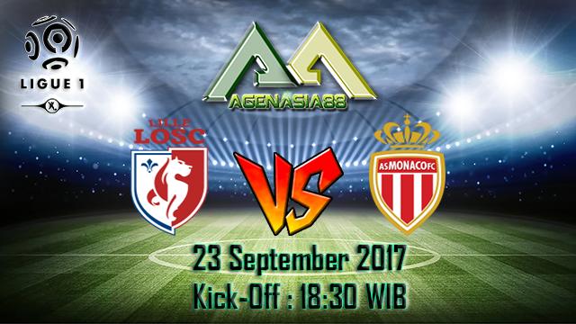 Prediksi Lille Vs Monaco 23 September 2017