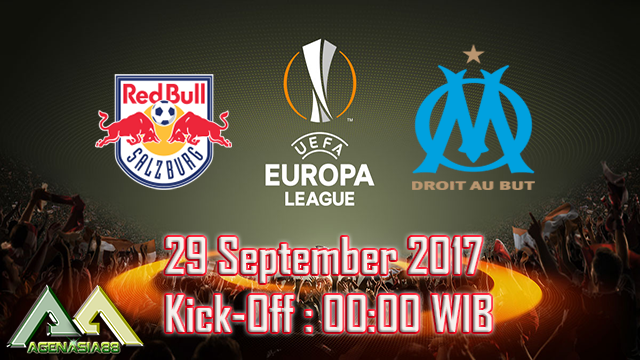 Prediksi Salzburg Vs Olympique Marseille 29 September 2017