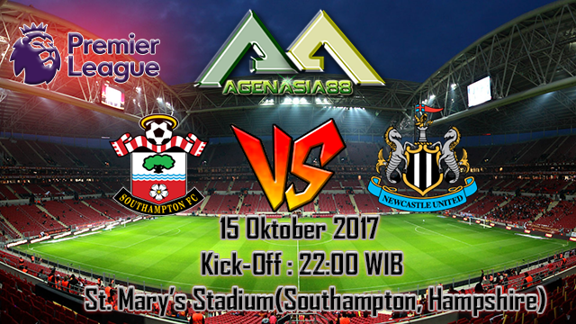 Prediksi Southampton Vs Newcastle United 15 Oktober 2017