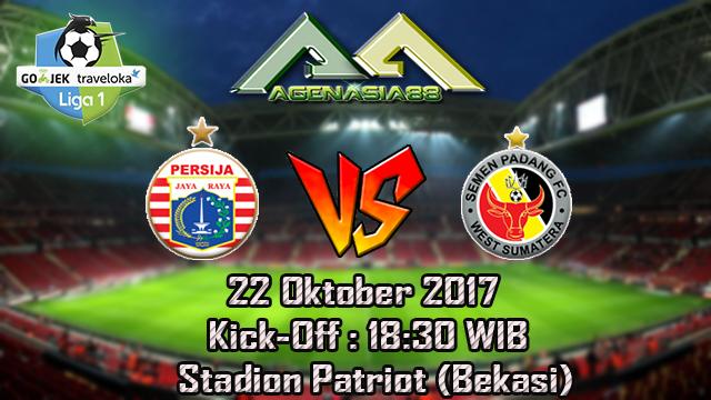 Prediksi Persija Vs Semen Padang 22 Oktober 2017