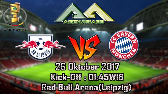 Prediksi RB Leipzig Vs Bayern Munchen 26 Oktober 2017