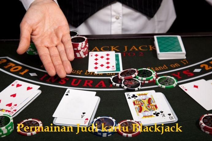 Permainan Judi kartu Blackjack